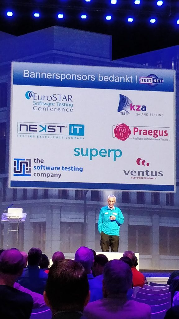 The Software Testing Company - event - TestNet najaarsevent 2018-3