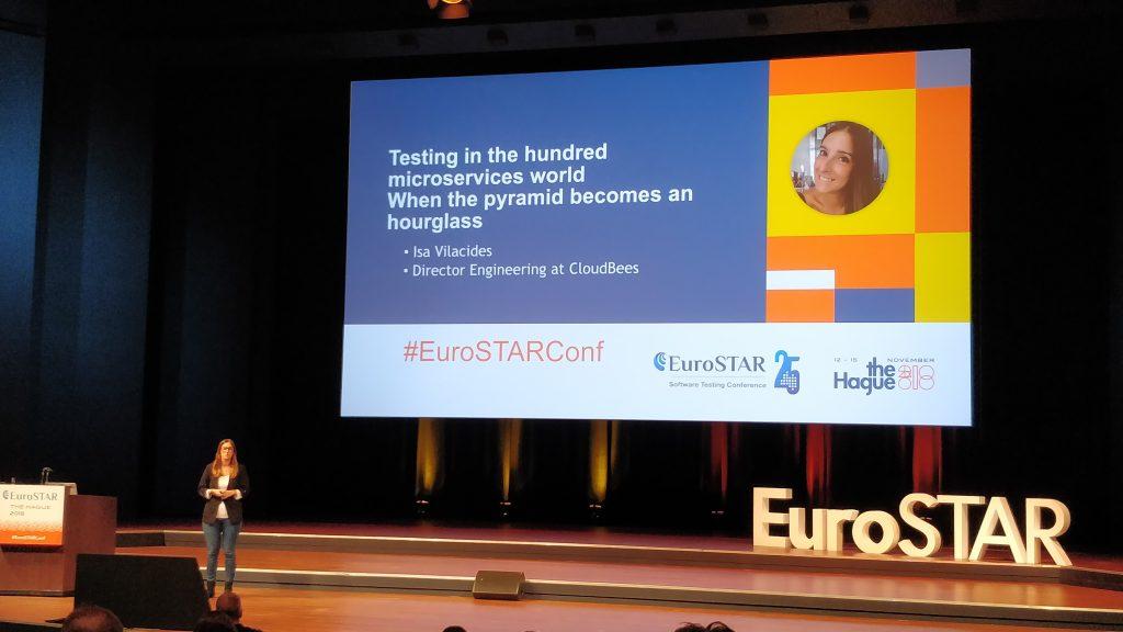 The Software Testing Company - event - EuroSTAR2018 - Isa Vilacides